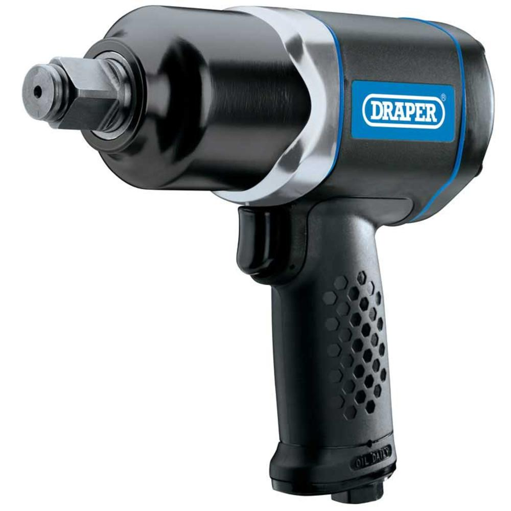 "Draper 83964 DAT-AIW34 Air Impact Wrench (3/4"" Square Drive)"