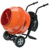 Draper 01102 CM140A Cement Mixer 130L 650W 230V (Part Assembled)