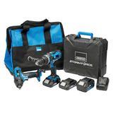 Draper 40451 *20VWSHOP Storm Force 20V Cordless Workshop Kit