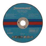 Silverline  867276 Metal Slitting Discs 10pk