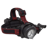Sealey HT107R Head Torch 5W CREE XPG LED Rechargeable with Adjustable Focus & Brightness
