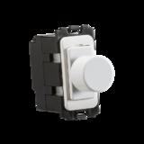 Knightsbridge 1G 40-400W (5-100W LED) Dimmer Module