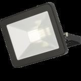 Knightsbridge FLF30 230V IP65 30W LED Black Die-Cast Aluminium Floodlight 4000K