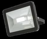 Knightsbridge 230V IP65 80W LED Black Die-Cast Aluminium Floodlight 4000K