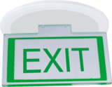 Knightsbridge 226mm Exit Sign Accessory
