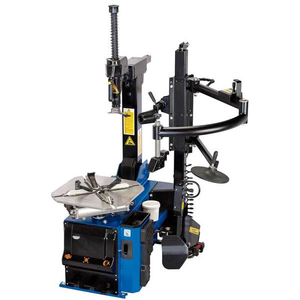Draper 02152 Tyre Changer with Assist Arm and Wheel Balancer Kit Thumbnail 3