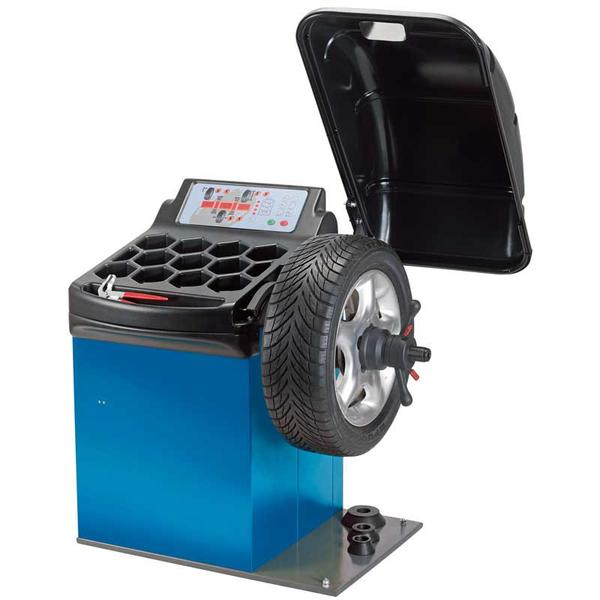 Draper 02152 Tyre Changer with Assist Arm and Wheel Balancer Kit Thumbnail 2