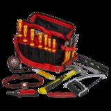 Sealey EK1183 Electrician's Kit 23pc with Heavy-Duty Storage Bag