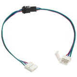 Knightsbridge 12V / 24V LED Flex Connector - RGB Chaser
