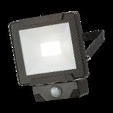 Knightsbridge 230V IP65 20W LED Floodlight with PIR Sensor 4000K