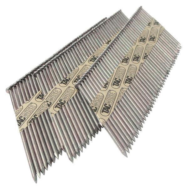 Silverline 282400 Air Framing Nailer 90mm Kit with 2200 x 3.1/90mm Ring Nails Thumbnail 6
