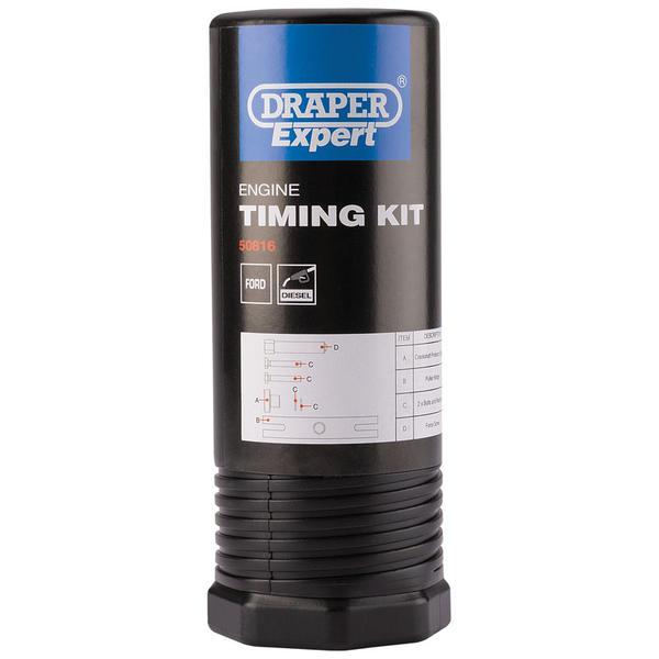 Draper 50816 Engine Timing Kit (Ford) Thumbnail 2