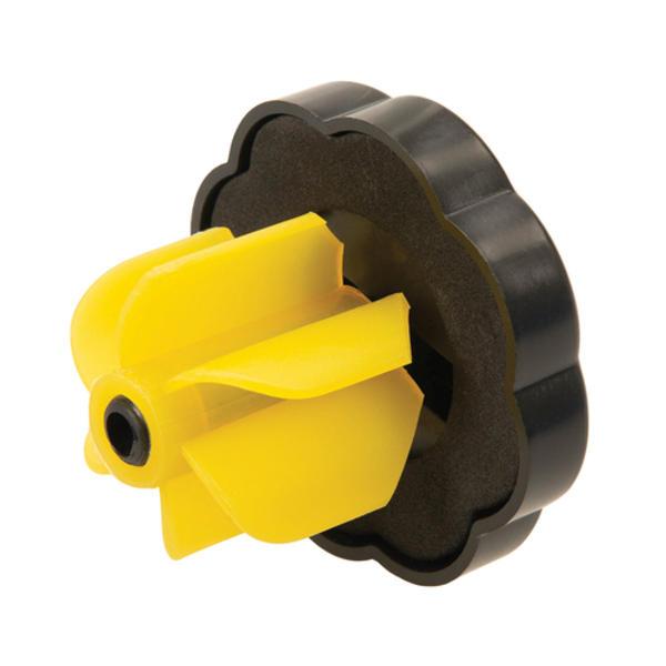 Silverline 624729 Universal Emergency Push-Fit Filler Cap Thumbnail 3
