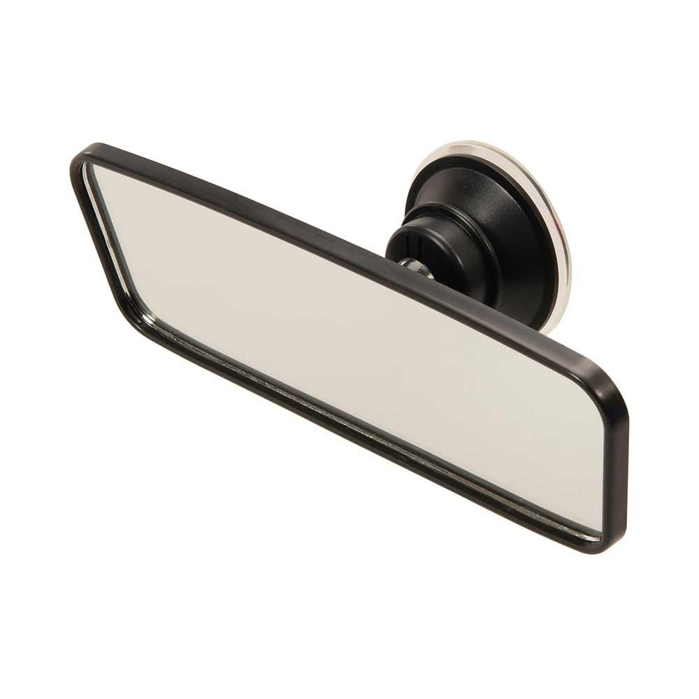 Silverline 542937 Universal Suction Cup Car Mirror 180 x 60mm