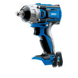 "Draper 86928 D20 20V Brushless 1/2"" Mid-Torque Impact Wrench - Bare"