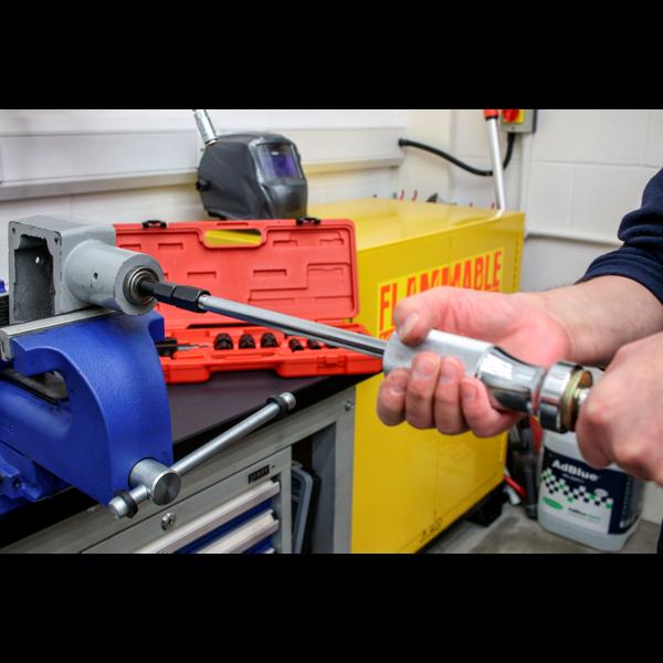 Sealey AK716 Blind Bearing Puller Set 12pc Thumbnail 3