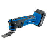 Draper 00595 D20 20V Oscillating Multi Tool with 2Ah Battery and Charger