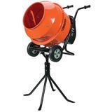 Draper 01099 160L Cement Mixer (Part Assembled)