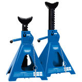 Draper 01814 Pair of Pneumatic Rise Ratcheting Axle Stands (5 tonne)