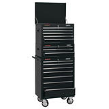 """Draper 04594 26"""" Combination Roller Cabinet and Tool Chest (15 Drawer)"""