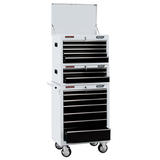 "Draper 04597 26"" Combination Roller Cabinet and Tool Chest (15 Drawer)"