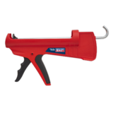 Sealey AK4804 Caulking Gun 220mm One-Hand