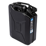 Draper 07257 20L Steel Fuel Can (Black)