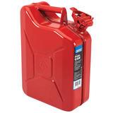 Draper 07741 10L Steel Fuel Can (Red)