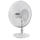 "Draper 09111 Desk Fan 16"" (400mm)"