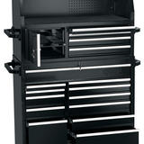 "Draper 11509 42"" Combined Cabinet and Tool Chest (16 Drawer)"