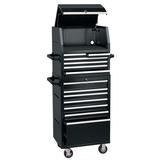 "Draper 11523 26"" Combined Cabinet and Tool Chest (13 Drawer)"