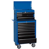 "Draper 11533 26"" Combination Roller Cabinet and Tool Chest (15 Drawer)"