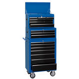 "Draper 11541 26"" Combination Roller Cabinet and Tool Chest (16 Drawer)"