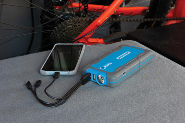 Silverline 684786 12V Lithium Jump Starter & Powerbank Thumbnail 6