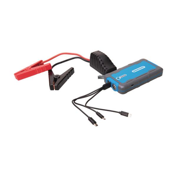 Silverline 684786 12V Lithium Jump Starter & Powerbank Thumbnail 2