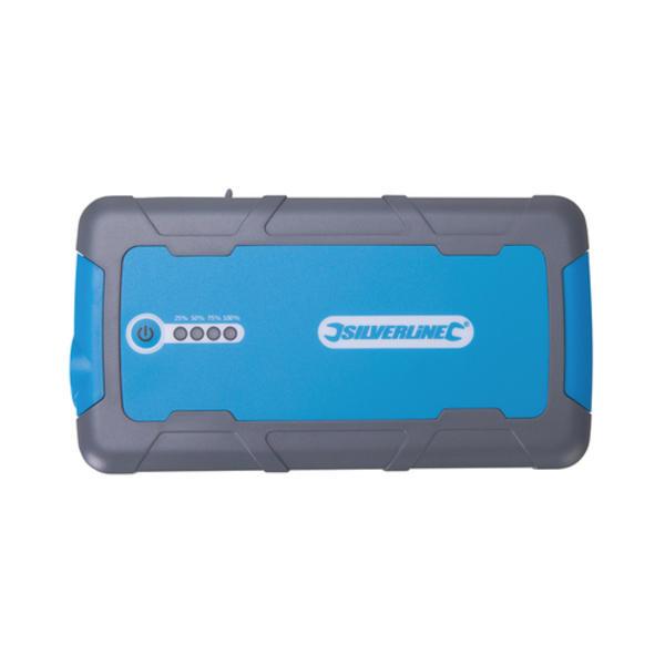Silverline 684786 12V Lithium Jump Starter & Powerbank Thumbnail 3