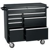 "Draper 14580 42"" Roller Tool Cabinet (8 Drawer)"