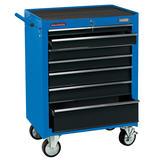 """Draper 15040 26"""" Roller Cabinet (7 Drawer)"""