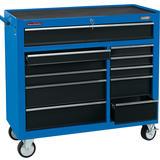 """Draper 15222 40"""" Roller Cabinet (11 Drawer)"""