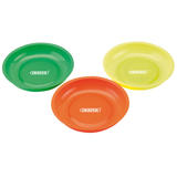 Draper 1097 Magnetic Parts Bowl Set (3 Piece)