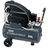 Draper 5226 24L 230V 2hp Air Compressor