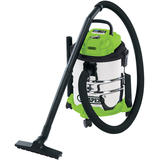 Draper 35569 20L Wet and Dry Vacuum Cleaner with Stainless Steel Tank (1250W)