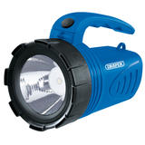Draper 65985 LED Rechargeable Spotlight (3W)
