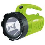 Draper 66012 LED Rechargeable Spotlight (3W)