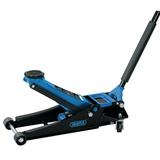 Draper 66864 Low Entry Trolley Jack (2.25 tonne) Blue