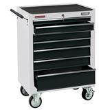 """Draper 35744 26"""" Roller Cabinet (7 Drawer)"""