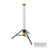 Defender E206018 Eco LED Rechargeable Uplight 36W 6500k Cool White 360 Degree