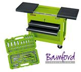 Draper 66144 Tool Trolley (2 Drawer)