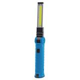 Draper 3W COB LED Rechargeable Slimline Inspection Lamp Blue