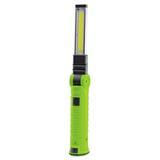 Draper 3W COB LED Rechargeable Slimline Inspection Lamp Green